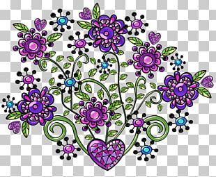 Flower Art Floral Design Color PNG