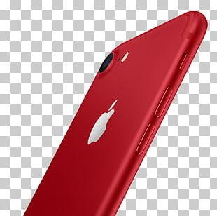 IPhone 8 Apple Telephone Product Red FaceTime PNG
