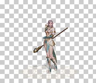 Lineage II Massively Multiplayer Online Role-playing Game Video