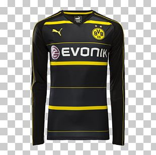 Borussia Dortmund T-shirt Jersey Germany National Football Team Sleeve PNG