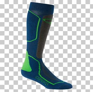 Sock Icebreaker Footwear Calf Clothing PNG