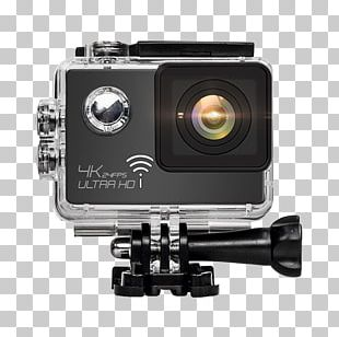 Action Camera Video Camera 4K Resolution 1080p PNG