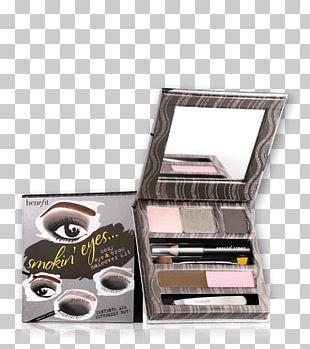 Benefit Cosmetics Eye Shadow Smokey Eyes PNG