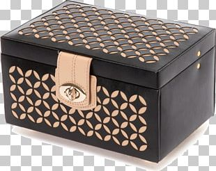 Casket Jewellery Box Leather Case PNG