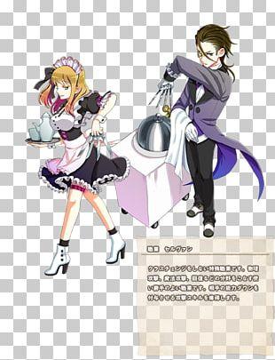 Costume Design Fiction Mangaka PNG
