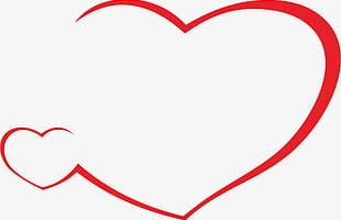 Heart-shaped PNG