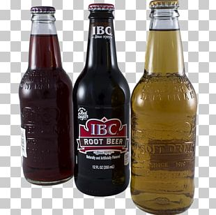 IBC Root Beer Fizzy Drinks Ginger Beer PNG
