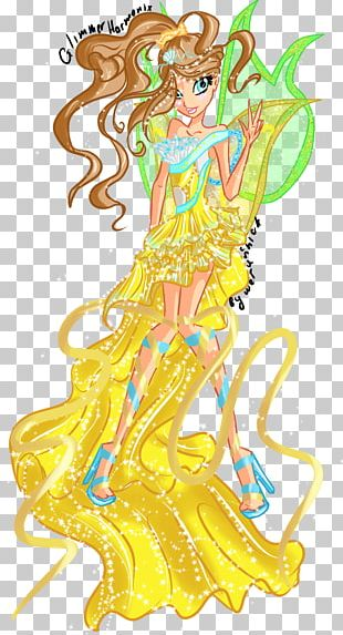Vertebrate Fairy Costume Design Cartoon PNG