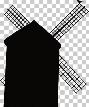 Windmill Stock Photography PNG