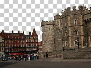 Windsor Castle House Of Windsor Building British Royal Family PNG