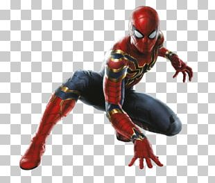 Spider-Man Iron Man Hulk Thanos Captain America PNG