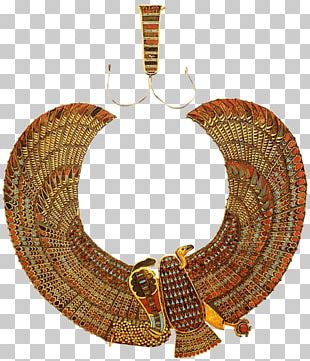 Art Of Ancient Egypt Old Kingdom Of Egypt Necklace PNG