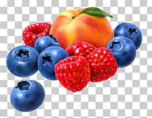 Varenye Blueberry Strawberry Fruit Cranberry PNG