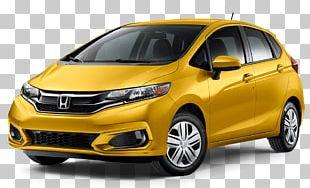 2018 Honda Fit EX-L 2018 Honda Fit LX Car Honda Today PNG