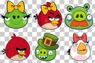 Angry Birds Epic Illustration PNG