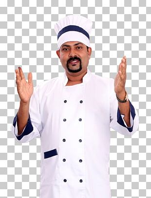 Chef's Uniform Chief Cook Professional PNG