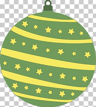 Christmas Tree Sphere PNG