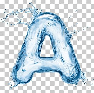 Letter Water Stock Photography Alphabet PNG