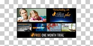 The Great Courses The Teaching Company Web Banner Display Advertising Display Device PNG