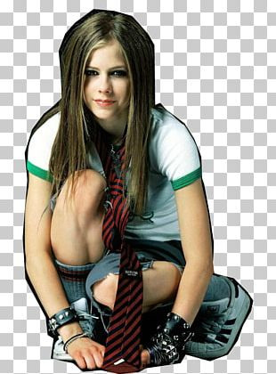 Avril Lavigne Let Go Goodbye Lullaby Music PNG