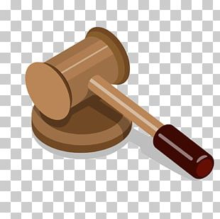 Judge Hammer Gavel PNG