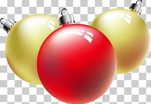 Christmas Ornament Sphere Euclidean Ball PNG