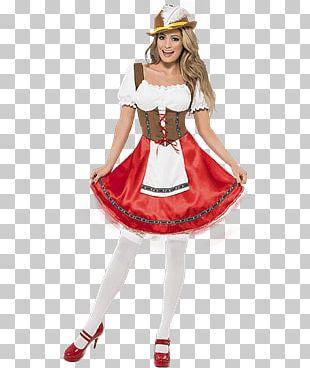 Oktoberfest Hat Maid PNG