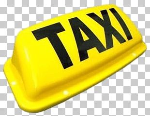 Taxi Sign PNG
