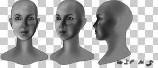 Polycount Nose Sketchbook Mannequin PNG