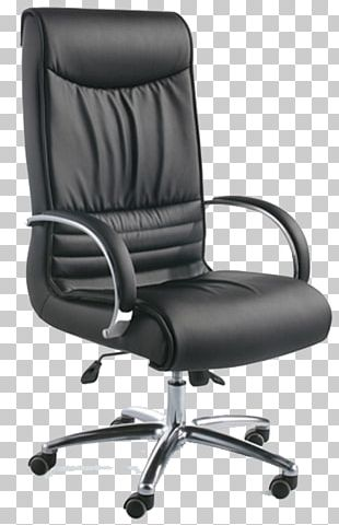 Swivel Chair Office & Desk Chairs Furniture Recliner PNG