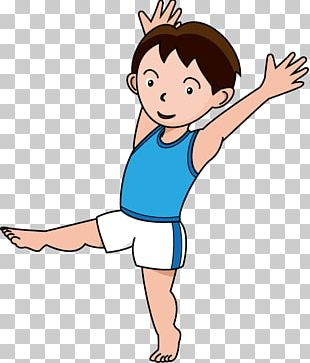Artistic Gymnastics Child PNG