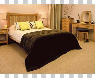 Bed Frame Bedroom Mattress Bed Size PNG