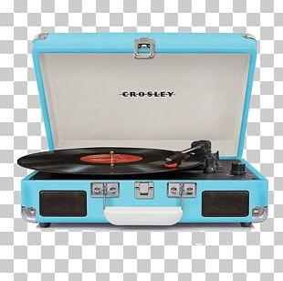 Phonograph Record Crosley Audio Loudspeaker PNG