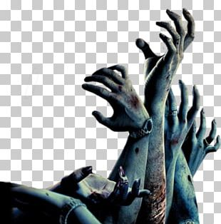 Toothless Zombie Hand Zombie Apocalypse PNG