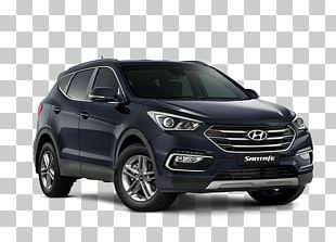 2018 Hyundai Santa Fe Car Sport Utility Vehicle 2017 Hyundai Santa Fe PNG