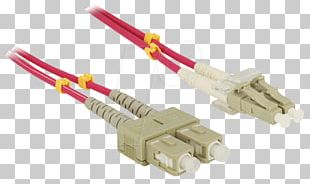 Optical Fiber Connector Electrical Cable Optical Fiber Cable Multi-mode Optical Fiber PNG