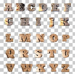 Alphabet Lettering Writing System PNG