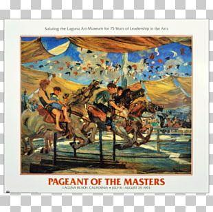 Amusement Ride Art Poster Amusement Park PNG