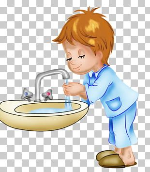 Child Boy Drawing Hygiene PNG