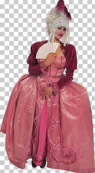 Costume Dress Vestido De Prenda Skirt Crinoline PNG