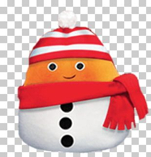 Small Potatoes Snowman PNG