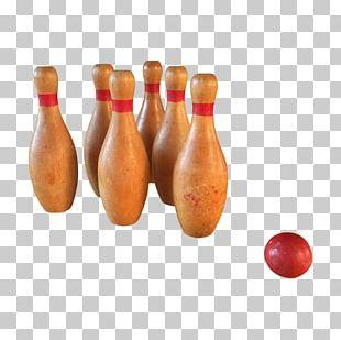 Bowling Pin Skittles PNG