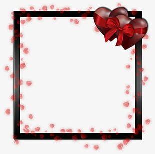 Love Frame PNG
