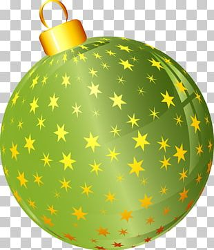 Christmas Ornament Sphere PNG
