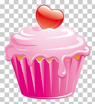 Cupcake Bakery Muffin Fruitcake Frosting & Icing PNG
