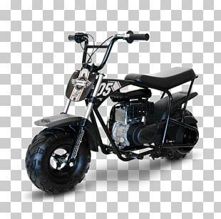 MINI Cooper Minibike Motorcycle Monster Moto PNG