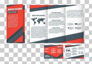 Template Brochure PNG