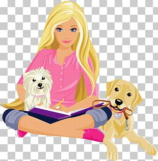 Barbie: Princess Charm School Coloring Book PNG