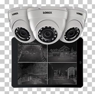 Digital Cameras Closed-circuit Television Lorex Technology Inc IP Camera Network Video Recorder PNG