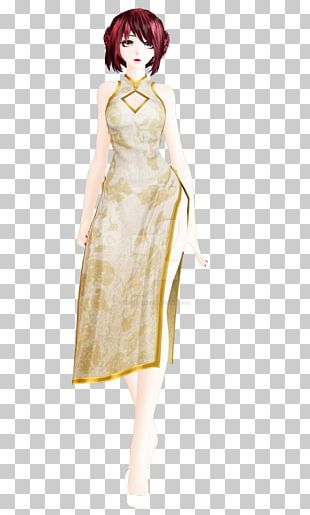 Gown Dress Fashion Costume PNG
